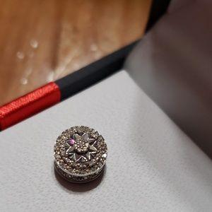 Jewelry - *NEW* 1/10CT TW Diamond & Sterling Silver Earrings
